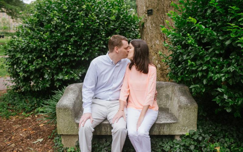 elizabeth & philip | chapel hill engagement photography